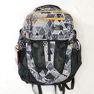 NWT The North Face Borealis Gray Unisex Backpack